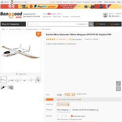 Eachine Micro Skyhunter 780mm Wingspan EPO FPV RC Airplane PNP Sale - Banggood.com