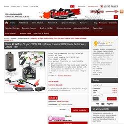 Skylark V636C Full HD WLToys Drone radiocommandé caméra RC complet