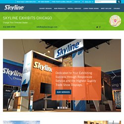 Skyline Exhibits Chicago – Trade Show Displays
