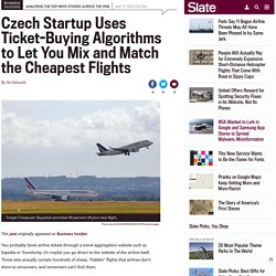 Skypicker: Czech discount flight app is coming to a flight aggregator site near you.