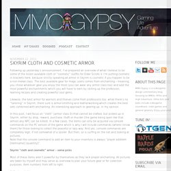 MMO Gypsy – Wandering online Worlds