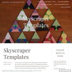 Skyscraper Templates