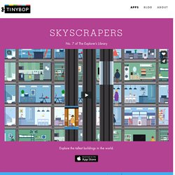Skyscrapers app for kids