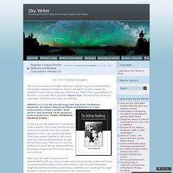 Skywriter's Impact Test for Stelliums and Multiple Conjunctions–Version 2.0