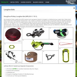 SLACKTIVITY Longline-Sets
