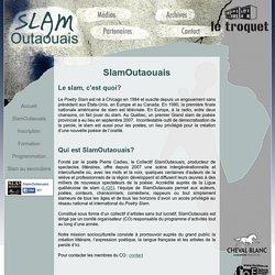 SlamOutaouais - SlamOutaouais