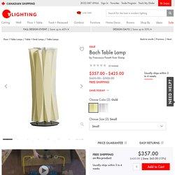 Slamp Bach Table Lamp
