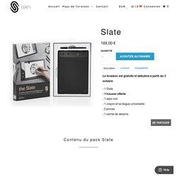Slate - Boutique iskn