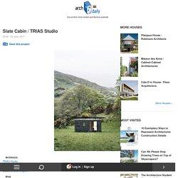Slate Cabin / TRIAS Studio