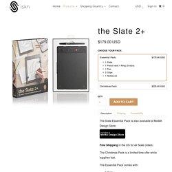 the Slate - iskn