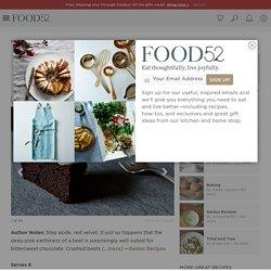 Nigel Slater's Extremely Moist Chocolate-Beet Cake Recipe on Food52