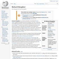 Richard Slaughter