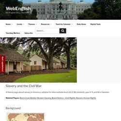 Slavery WebEnglish.se