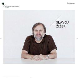 Slavoj Žižek - EGS