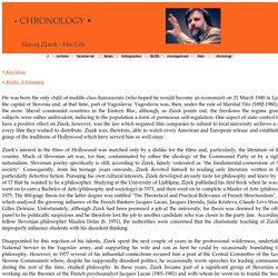 Slavoj Zizek: Philosophy - Key Ideas