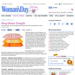Sleep Remedies - Natural Sleep Aids