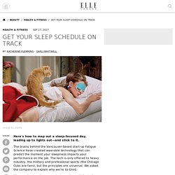 How To Get Your Sleep Schedule on Track
