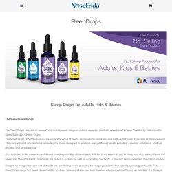 SleepDrops for Babies & Adults in NZ – Nosefrida New Zealand