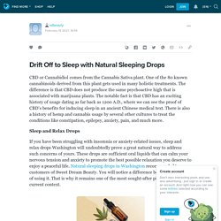 Drift Off to Sleep with Natural Sleeping Drops: sdbeauty — LiveJournal