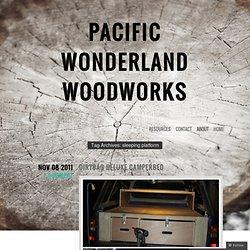 Pacific Wonderland Woodworks