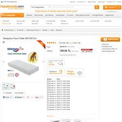 Sleepplus Visco Yatak 120X200 Cm Fiyatı - Taksit Seçenekleri