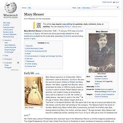 Mary Slessor