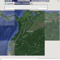 Mapa Mundial de Fotos - imagenes - Colombia