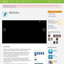 SlideIdea Reviews