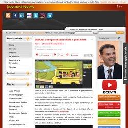 SlideLab: creare presentazioni online in pochi minuti