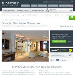 Sliderobe Cheadle Showroom