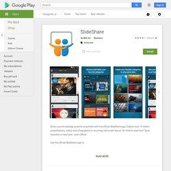 SlideShare - Apps on Google Play