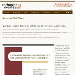 Supports SlideShare - BFR Consultants