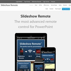 Slideshow Remote - LogicInMind