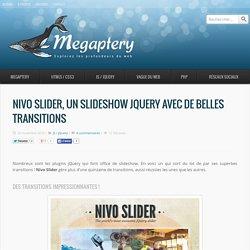 Nivo Slider, un slideshow jQuery avec de belles transitions