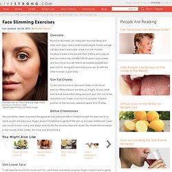 Face Slimming Exercises - StumbleUpon