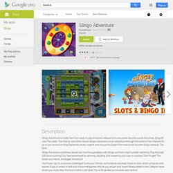 Slingo Adventure - Android Apps on Google Play