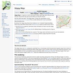 Slippy Map