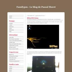 SliTaz GNU/Linux - Familypm - Le blog de Pascal Maret