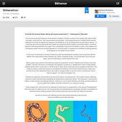Slitherstition on Behance
