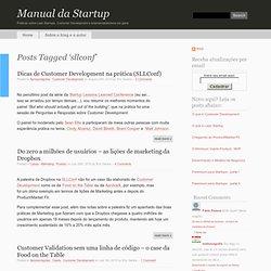 Manual da Startup