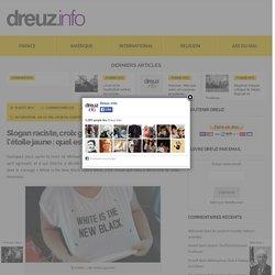 Slogan raciste, croix gammée, costume rayé à l'étoile jaune : quel est le message, Zara ?