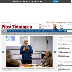 Slöjdlärare fick lysande idéer - Piteå - Piteå-Tidningen