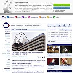 nu.nl Ziekenhuis Slotervaart maakt miljoenenwinst met productie heroïne