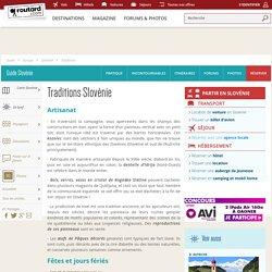 Slovénie : Traditions