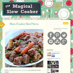 The Magical Slow CookerThe Magical Slow Cooker