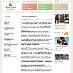 Slow Food Illes Balears