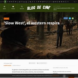'Slow West', el western respira
