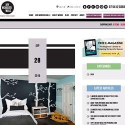 Slumber Space: 6 Bedroom Wall Decor Ideas