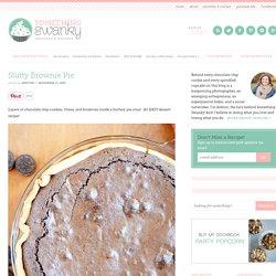 Slutty Brownie Pie