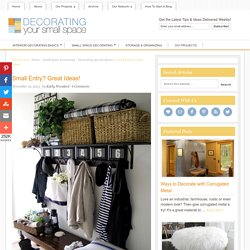 Decorating Your Small Space